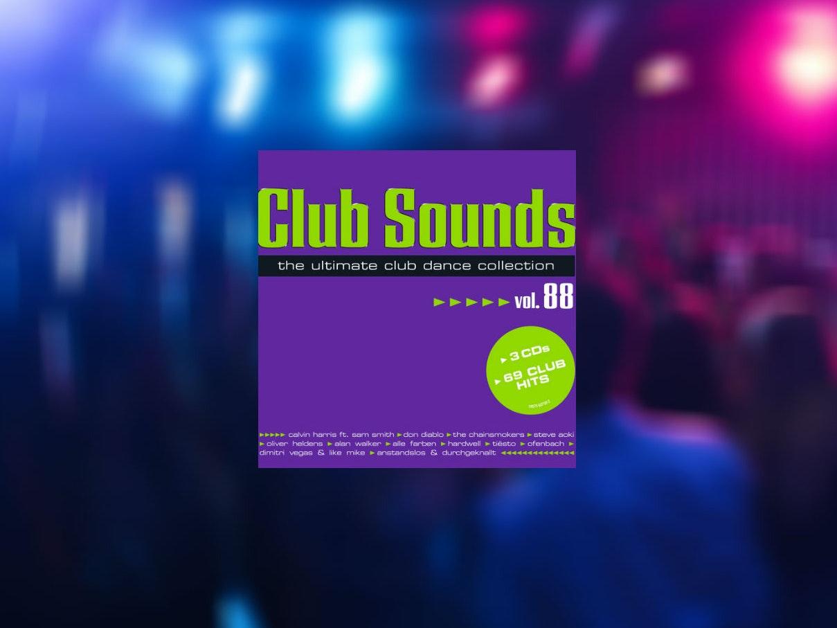 Club Sounds Vol. 88