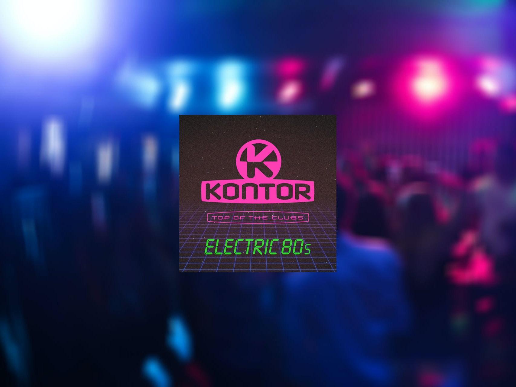KONTOR ELECTRIC 80S