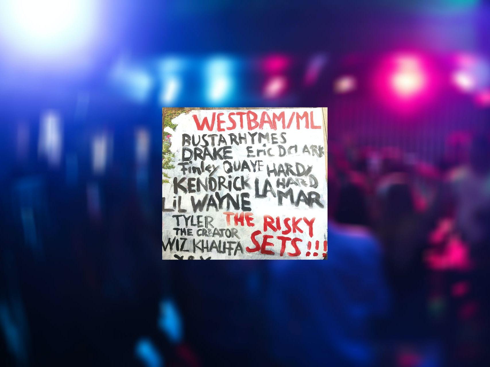 Westbam - The Risky Sets