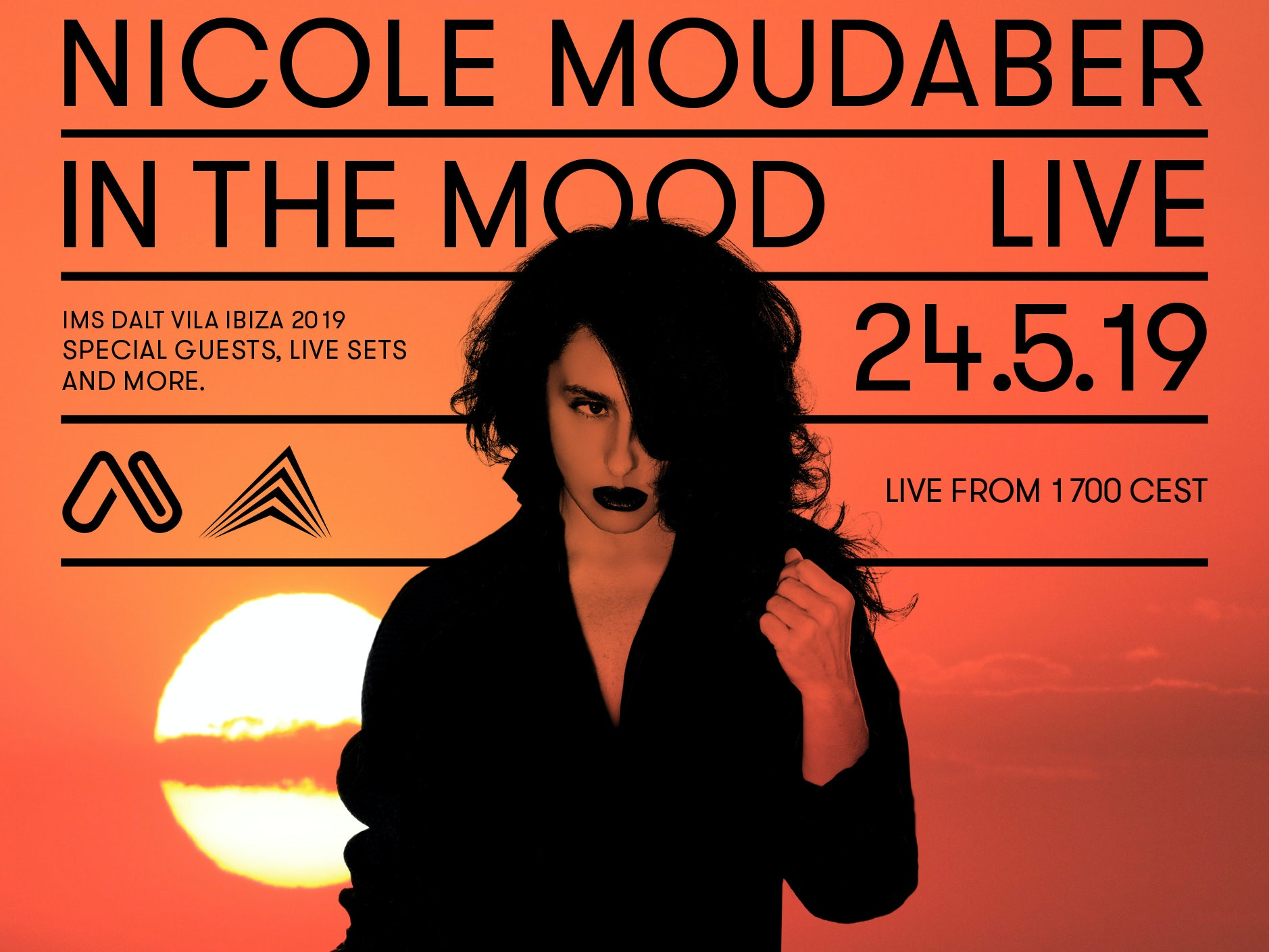 Nicole Moudaber - In the Mood Special Ibiza 2019